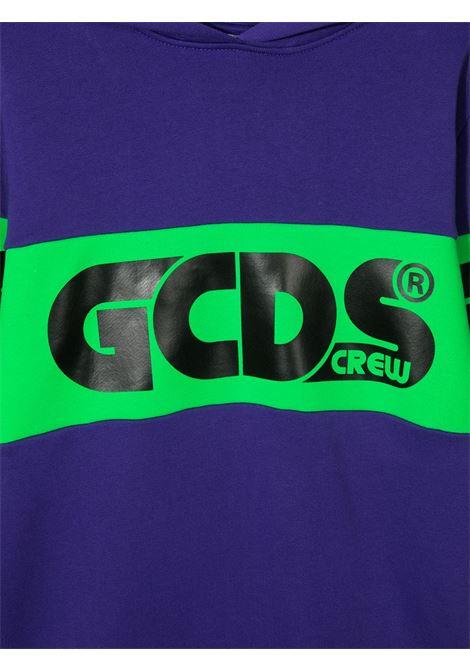 Felpa GCDS GCDS | Felpa | GCD137VIOLA