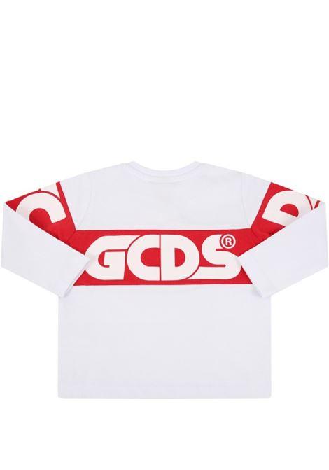 T-shirt GCDS GCDS | T-shirt m/l | GCD138BIANCA