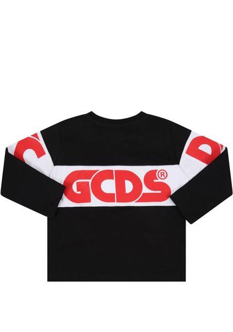 T-shirt GCDS GCDS | T-shirt m/l | GCD138NERO