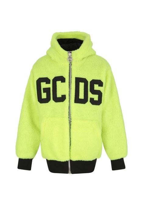 Giubbino GCDS GCDS | Giubbino | GCD143GIALLO FLUO
