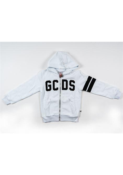 Felpa GCDS GCDS | Felpa | GCD68BIANCO