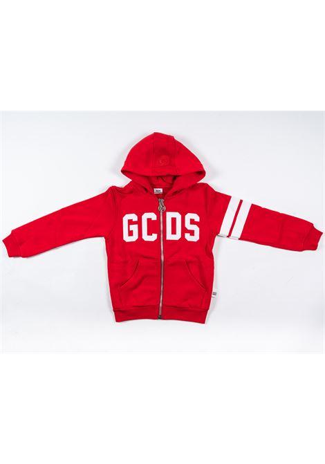 Felpa GCDS GCDS | Felpa | GCD68ROSSO