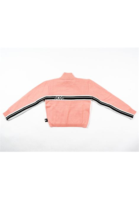 GCDS | wool sweater | GCD74ROSA