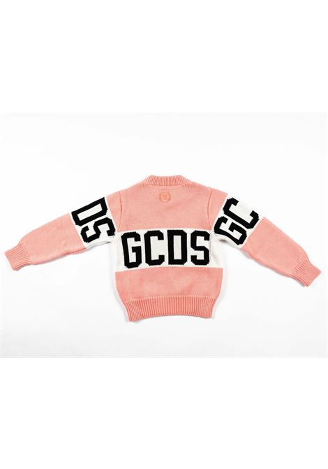 GCDS | wool sweater | GCD75ROSA