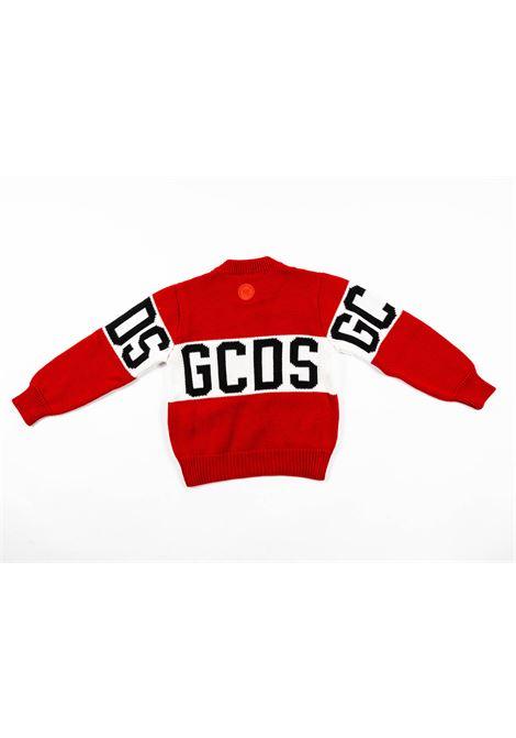 Maglia lana GCDS GCDS | Maglia lana | GCD75ROSSO