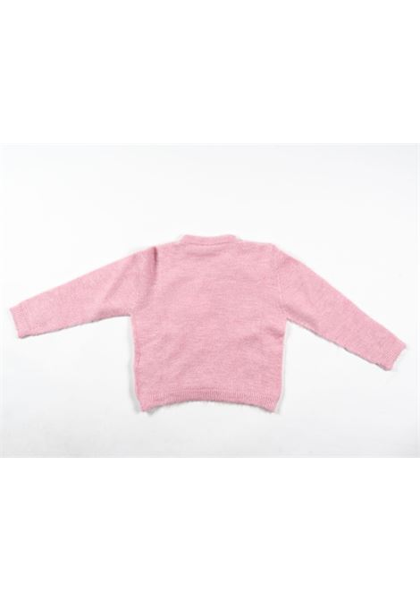 GCDS | wool sweater | GCD77ROSA