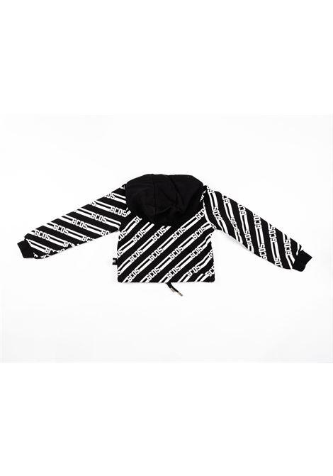 GCDS | sweatshirt | GCD82NERO FANTASIA