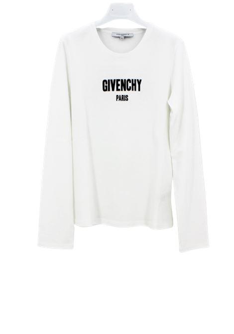 T- SHIRT GIVENCHY GIVENCHY | T-shirt | GIV129BIANCO