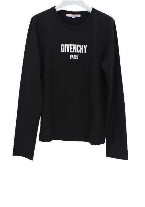T- SHIRT GIVENCHY GIVENCHY | T-shirt | GIV129NERO
