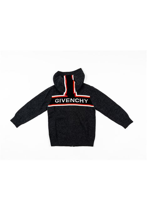 GIVENCHY | wool sweater | GIV66GRIGIO SCURO