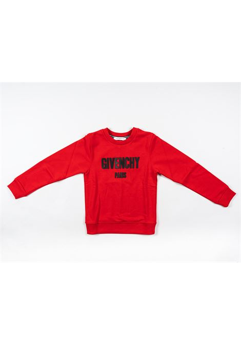 GIVENCHY | sweatshirt | GIV67ROSSO