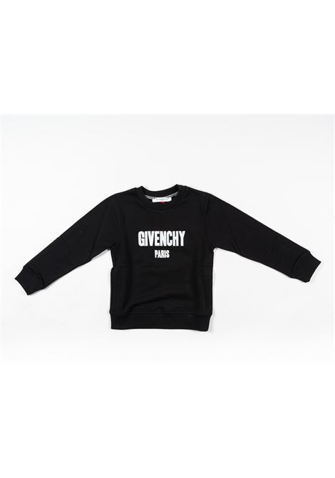 Felpa Givenchy GIVENCHY | Felpa | GIV68NERO