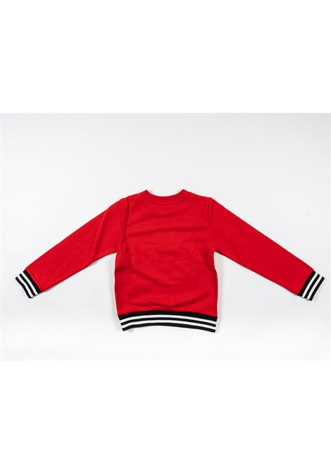GIVENCHY | sweatshirt | GIV69ROSSO