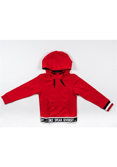 GIVENCHY | sweatshirt | GIV71ROSSO