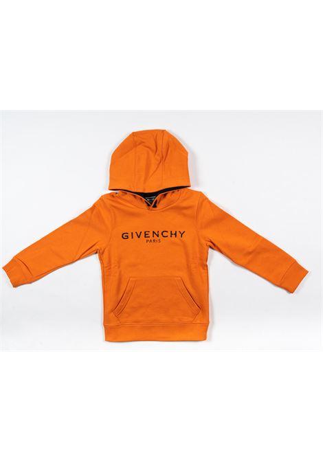 Felpa Givenchy GIVENCHY | Felpa | GIV72ARANCIO