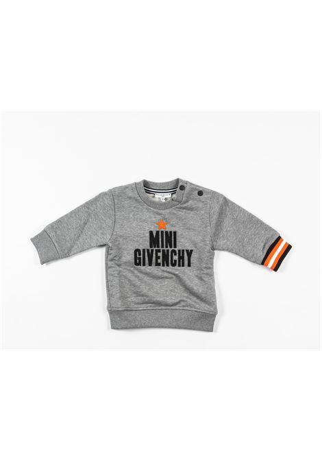 Felpa Givenchy GIVENCHY | Felpa | GIV75GRIGIO