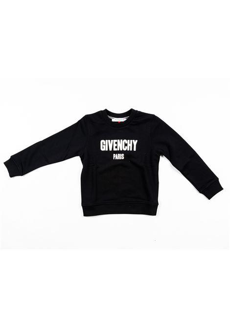 Felpa Givenchy GIVENCHY | Felpa | GIV77NERO