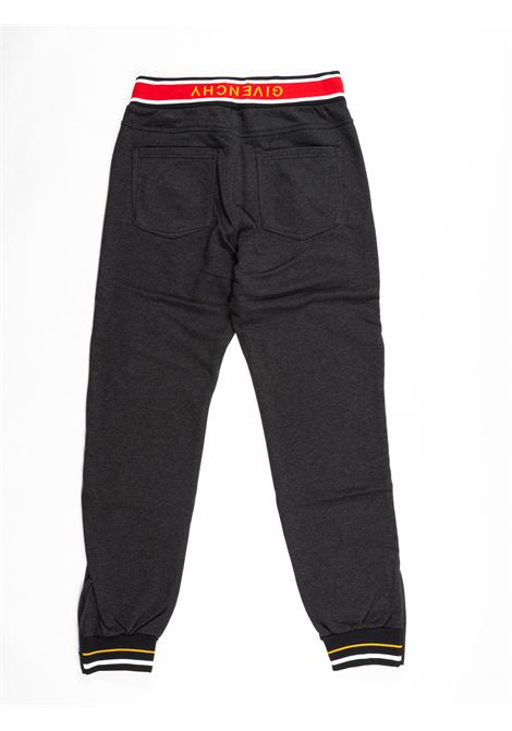 GIVENCHY | plushy trousers | GIV88GRIGIO SCURO