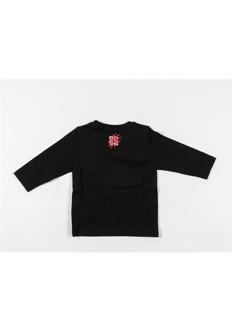 GIVENCHY | t-shirt long sleeve | GIV99NERO