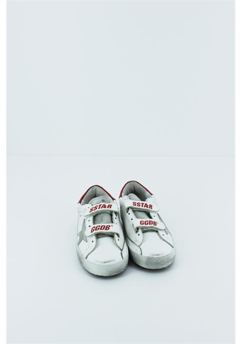 Sneakers Golden Goose GOLDEN GOOSE | Sneakers | GOLDEN001BIANCA-ROSSA
