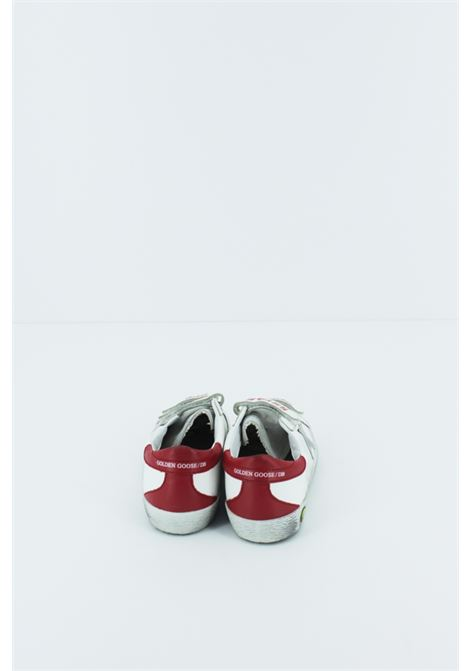 GOLDEN GOOSE | Sneakers | GOLDEN001BIANCA-ROSSA