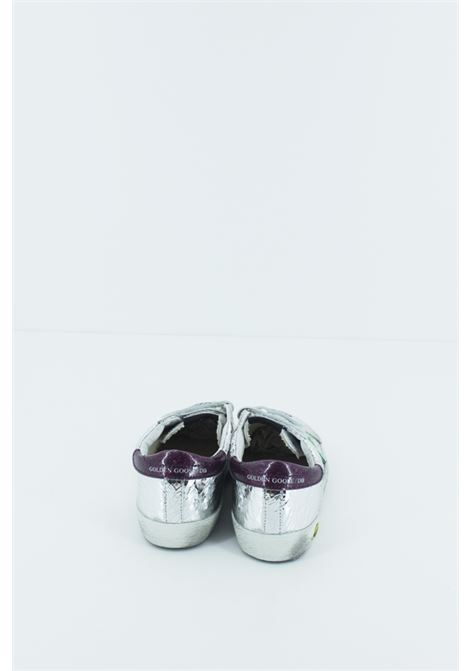 GOLDEN GOOSE | Sneakers | GOLDEN003ARGENTO