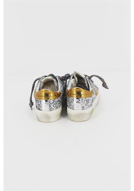 GOLDEN GOOSE | Sneakers | GOLDEN012SILVER