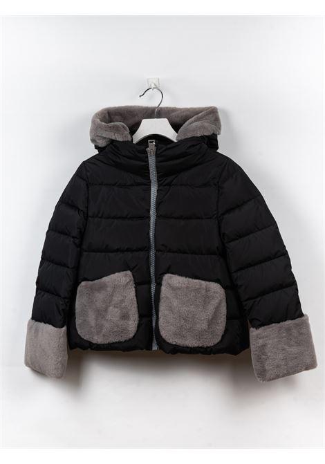 HERNO | jacket | HER32NERO GRIGIO