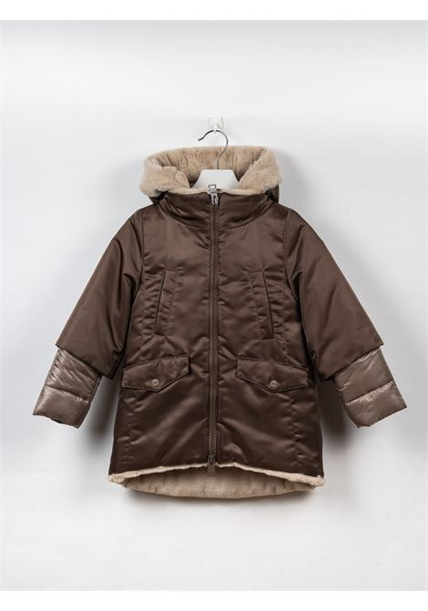 HERNO | jacket | HER34MARRONE