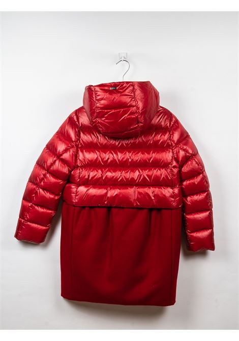 HERNO | jacket | HER43ROSSO