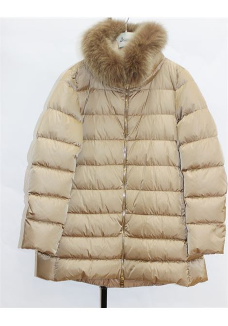 HERNO | jacket | HERPI07BEIGE