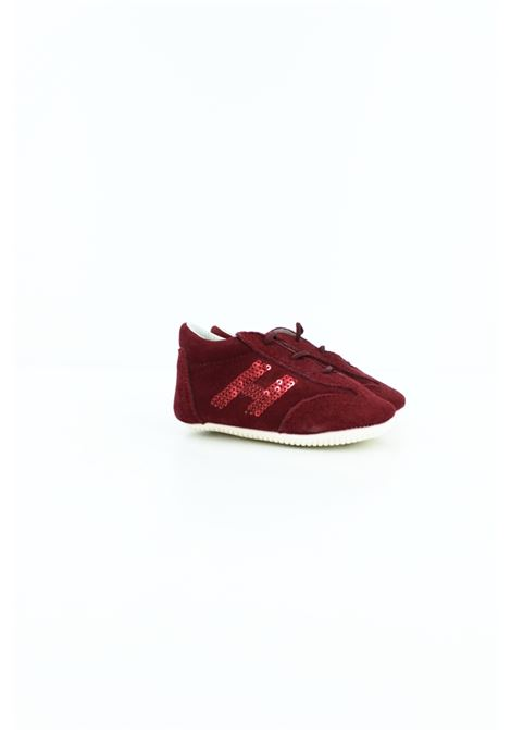 HOGAN | Sneakers | HXB05702070BORDEAUX
