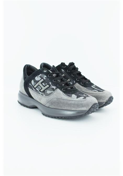 HOGAN | Sneakers | HXC00N02582 69GRIGIA-NERA