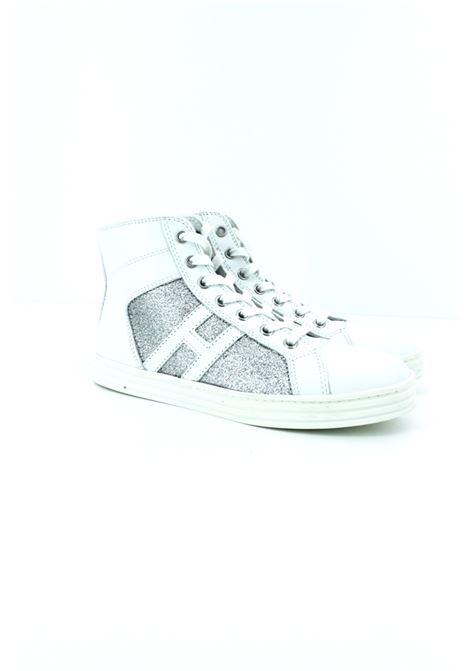 HOGAN   Sneakers   HXC1410P990 48BIANCA