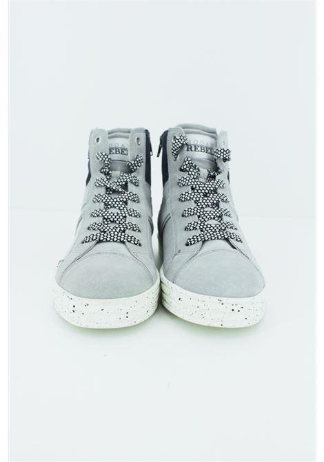 HOGAN | Sneakers | HXC1410U770 72GRIGIA-BLU