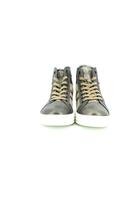 HOGAN   Sneakers   HXC1410Z27049BRONZO