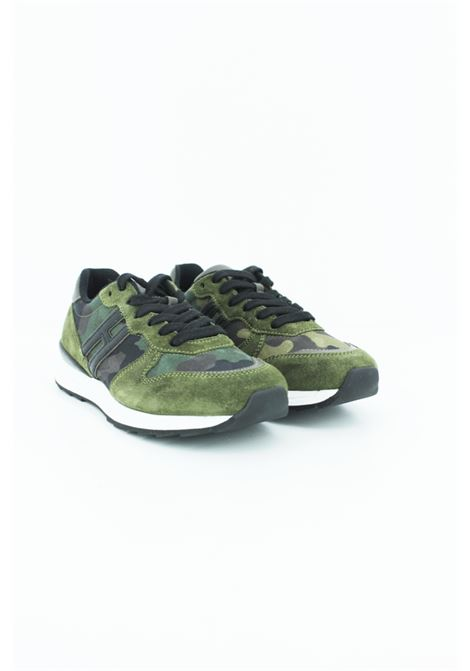 HOGAN | Sneakers | HXC2610Y930 67CAMOUFLAGE