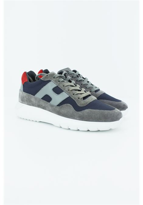 SNEAKERS HOGAN HOGAN | Sneakers | HXC3710AP30 65GRIGIA