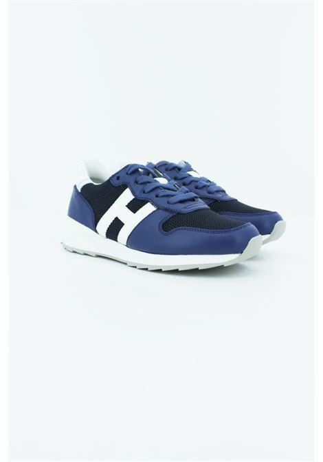 SNEAKERS HOGAN HOGAN | Sneakers | HXC4840CY50 62BLUETTE