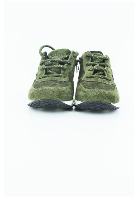 HOGAN | Sneakers | HXT0920V310H 34VERDE MILITARE