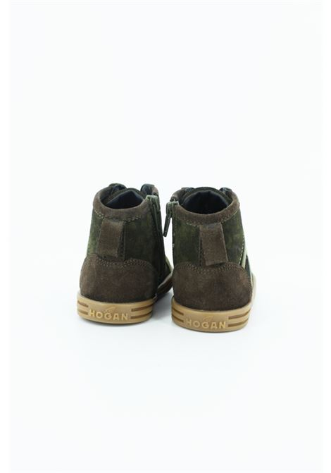 HOGAN | Sneakers | HXT1410Z450H 42VERDE MILITARE