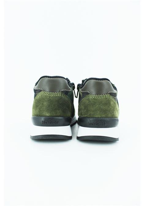 HOGAN | Sneakers | HXT2610Y930J 33VERDE MILITARE