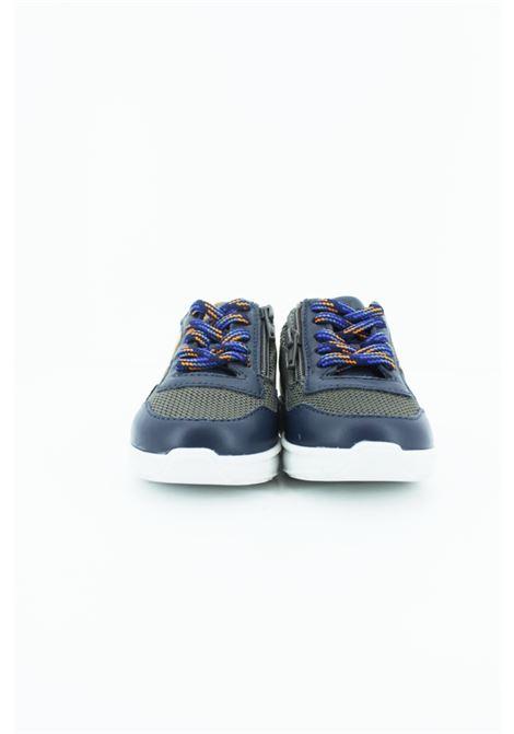 HOGAN | Sneakers | HXT3710AP30K 37BLU-ARANCIO