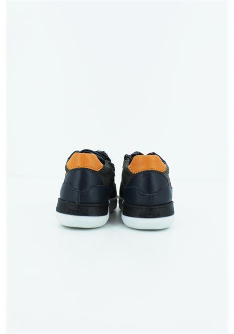 Sneakers Hogan HOGAN | Sneakers | HXT3710AP30K 37BLU-ARANCIO
