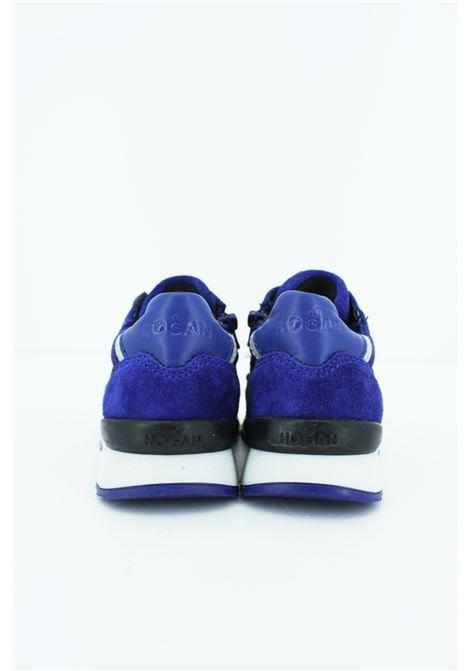 HOGAN | Sneakers | HXT4840CF90I 32BLU-BLUETTE