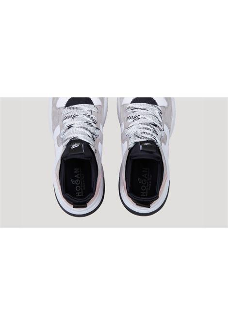 SNEAKERS HOGAN HOGAN | Sneakers | HXW5250CH20NBI0PQ2GRIGIA-ROSA