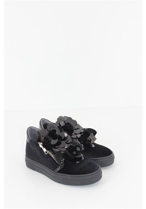 INDIFFERENT | Sneakers | SNEAK051NERA