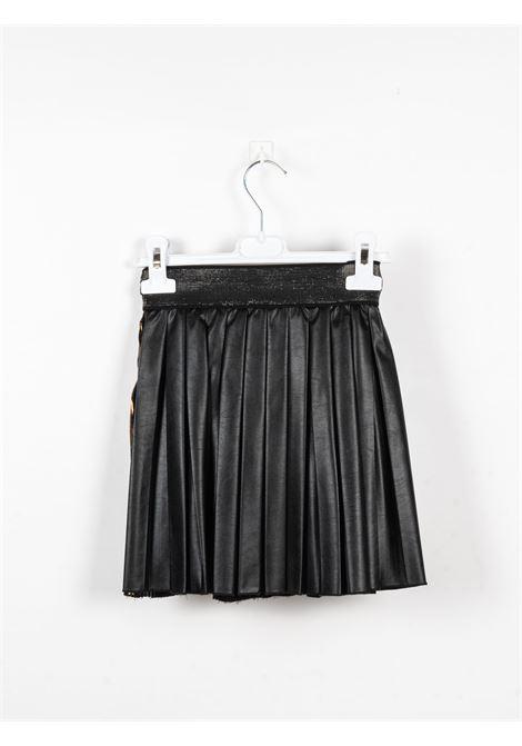 JIJIL | skirt | JIJ01NERO BRONZO