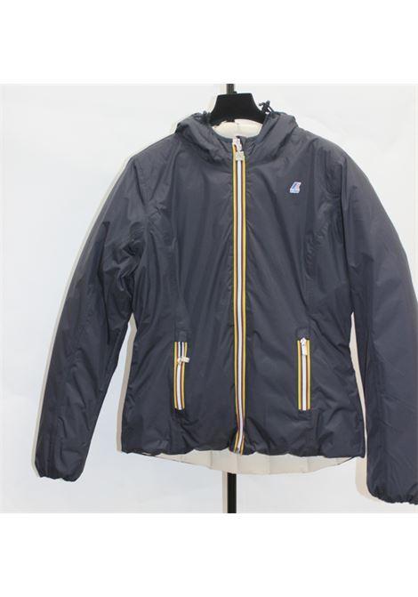 K-WAY | jacket | KWAYK002II0BLU PANNA