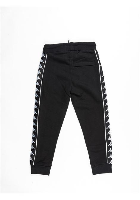 Pantalone felpa Kappa KAPPA | Pantalone felpa | KAP26NERO